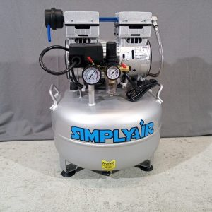 Simplyair alu compressor